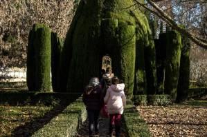 Visitas a los jardines de Aranjuez para colegios (primaria) - 09