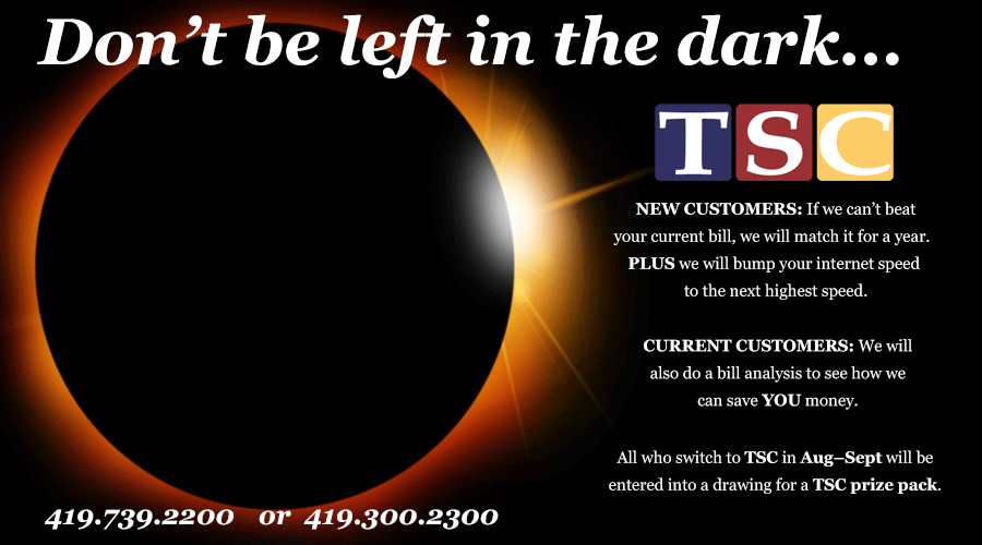 Eclipse Horizontal Ad