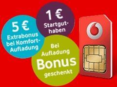 Können verwirrend sein: Freikarten von Vodafone (Bildmontage: teltarif.de)