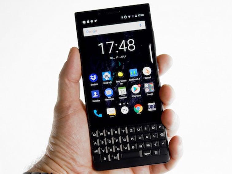 Neues Blackberry mit Android, Tastatur und 5G - teltarif.de News