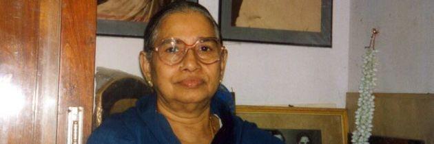 MMG Interview: Smt. Ghantasala Savithri 2 of 2