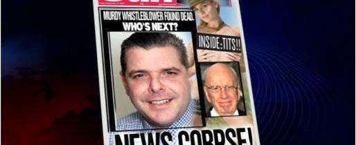 News Corpse: An Apt Pun to Describe Fix 'News'