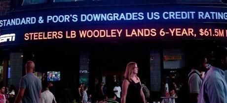 S & P Downgrades US Debt. Now What?