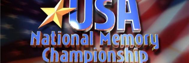 US National Memory Championship, 2006: Jashua Foer
