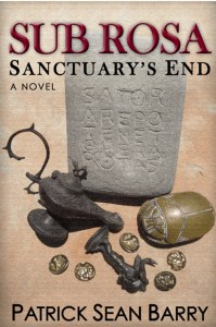 Sub Rosa - Sanctuary's End-COVER1