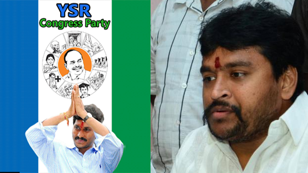 vellampalli srinivas join in ysrcp party