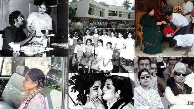 jayalalitha life history from starting to ending