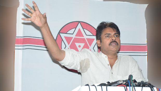 pawan kalyan serious warning to chandrababu because of ap special status