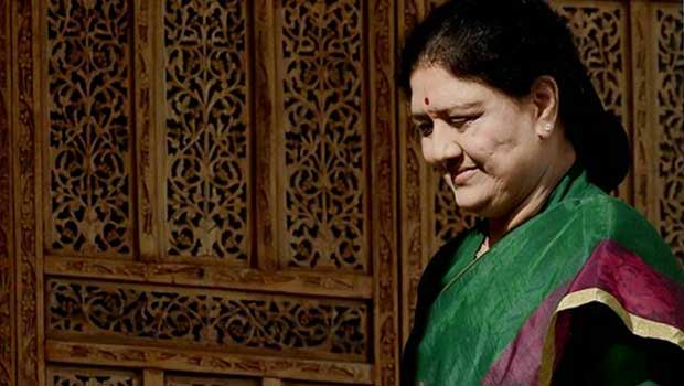 seshikala is not going to become cm