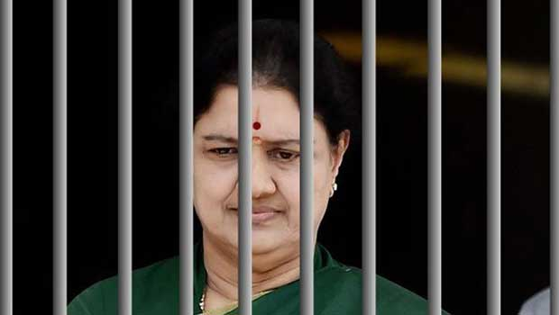 supreme court decided to arrest seshikala