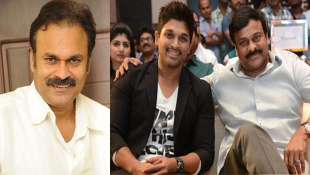 mega brothers intrested on allu arjun naa peru surya naa illu india movie