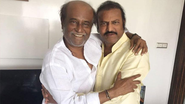 mohanbabu follows rajani words