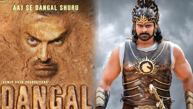 dangal competation with bahubali2
