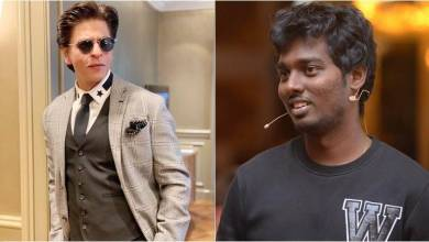 All set for Atlee's Hindi debut with Shah Rukh Khan!