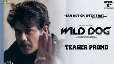 I'm Not OK With That Teaser from WILD DOG