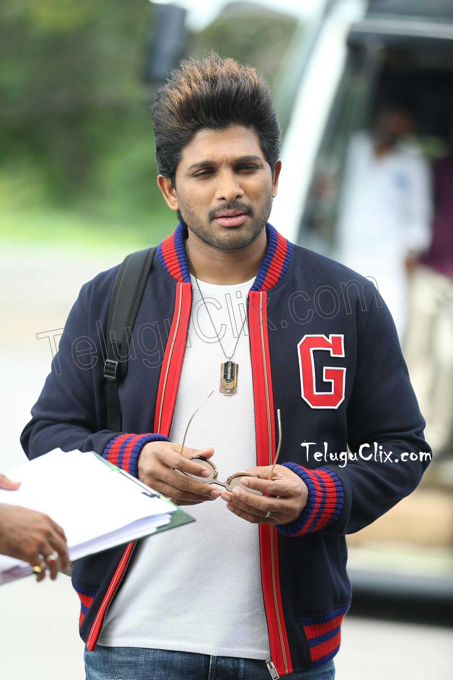 allu arjun latest new