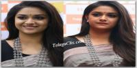 Keerthy Suresh at Happi Mobiles Guntur