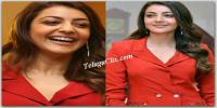 Kajal Aggarwal at Kavacham Trailer Launch