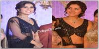 Raashi Khanna in Black
