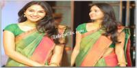 Andrea Jeremiah in Saree Photos