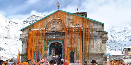 kedaranath temple