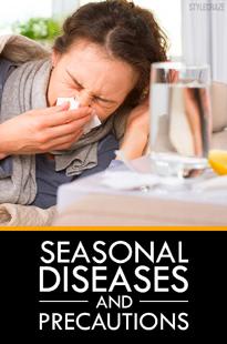 Seasonal-Diseases-And-Precautions