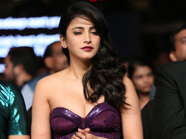 Shruthi Hassan Returns To Tollywood After A Two Year Break