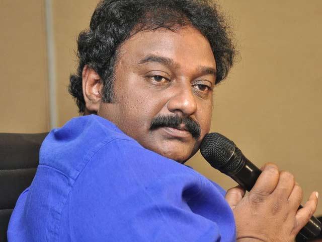 Director VV Vinayaks Illegal Construction Demolished By Officials