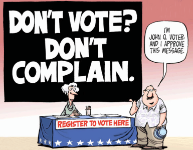 Why I'm Voting – Despite Our Options Why 20Your 20Vote 20Counts 1