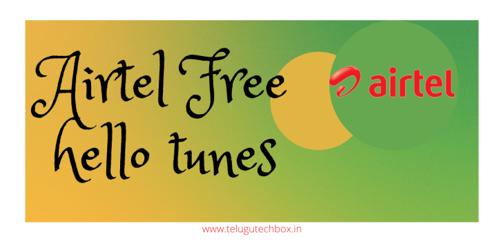 How To Set Caller Tune In Airtel For Free