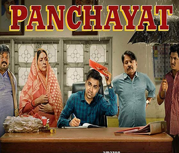 Best web series and top web series in hindi - Panchayat
