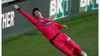 Photo of BIG BASH T20 :  జోర్డాన్ సిల్క్ క్యాచ్ అదిరిపోయింది… వీడియో వైరల్ !