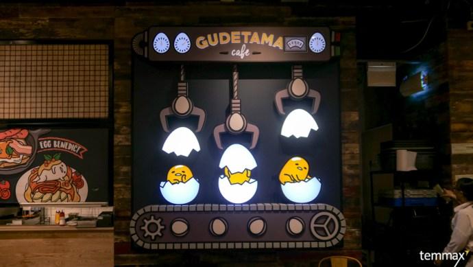 รีวิว Gudetama Cafe Singapore คาเฟ่ ไข่ขี้เกียจ ที่สิงคโปร์