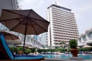 Dusit Thani Bangkok รีวิวโรงแรมดุสิตธานี กรุงเทพฯ บนถนนสีลม ครบรอบ 48 ปี ก่อนปรับปรุงครั้งใหญ่