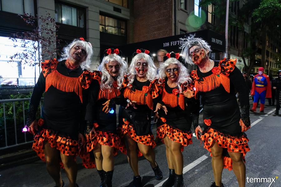รีวิว เที่ยวนิวยอร์ก ฮาโลวีน - Halloween นิวยอร์ก