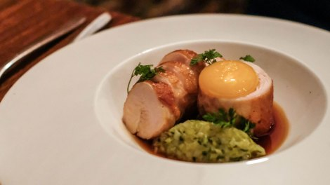 The Musket Room - New York Restaurant Week - New York Michelin Star ร้านอาหาร อร่อย นิวยอร์ก ระดับมิชลินสตาร์ เที่ยวนิวยอร์ก ห้ามพลาด