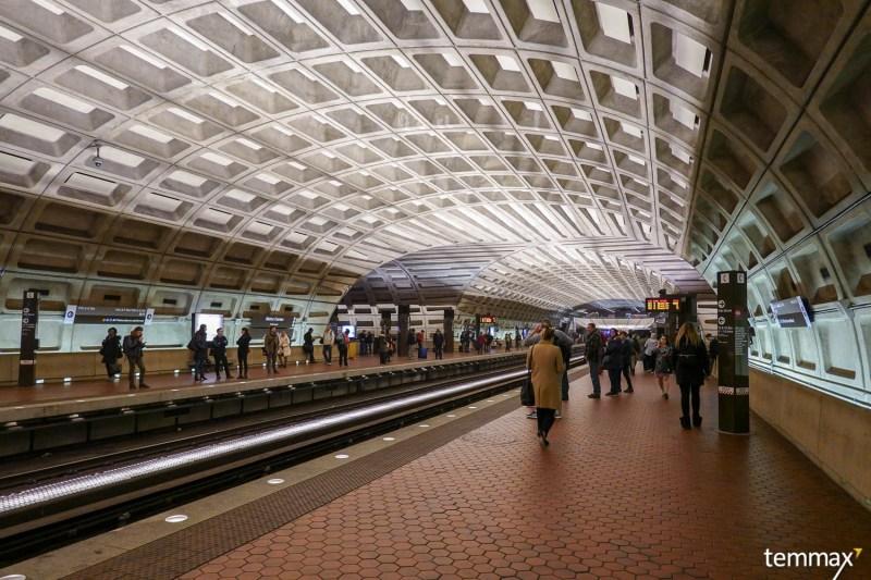 เที่ยว Washington DC ด้วย Metro