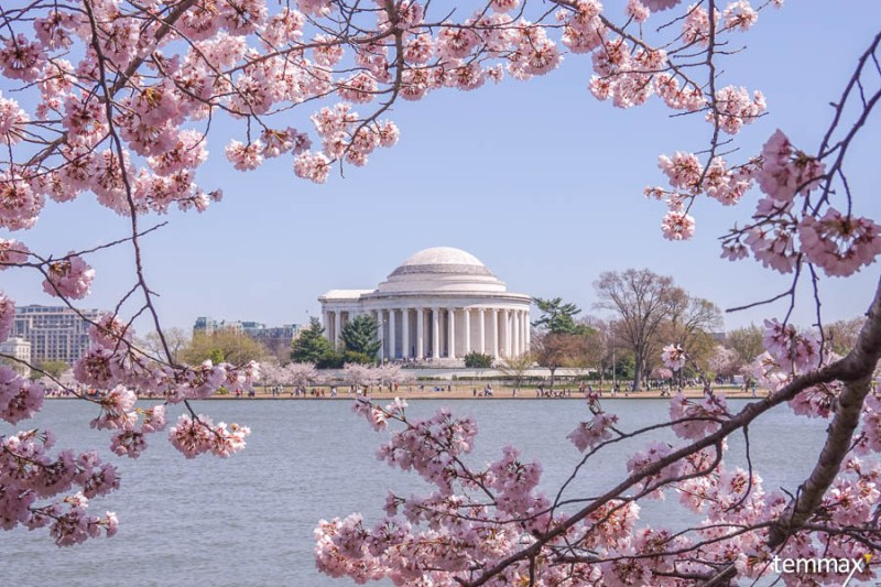 เที่ยว Washington DC, Thomas Jefferson Memorial