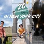 ที่เที่ยว นิวยอร์ค - รวม Landmark จุดถ่ายรูปเด็ดๆ