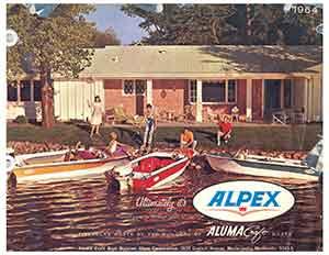 Alumacraft Katalog 1964