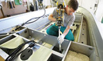 Alumacraft Expansionschaum
