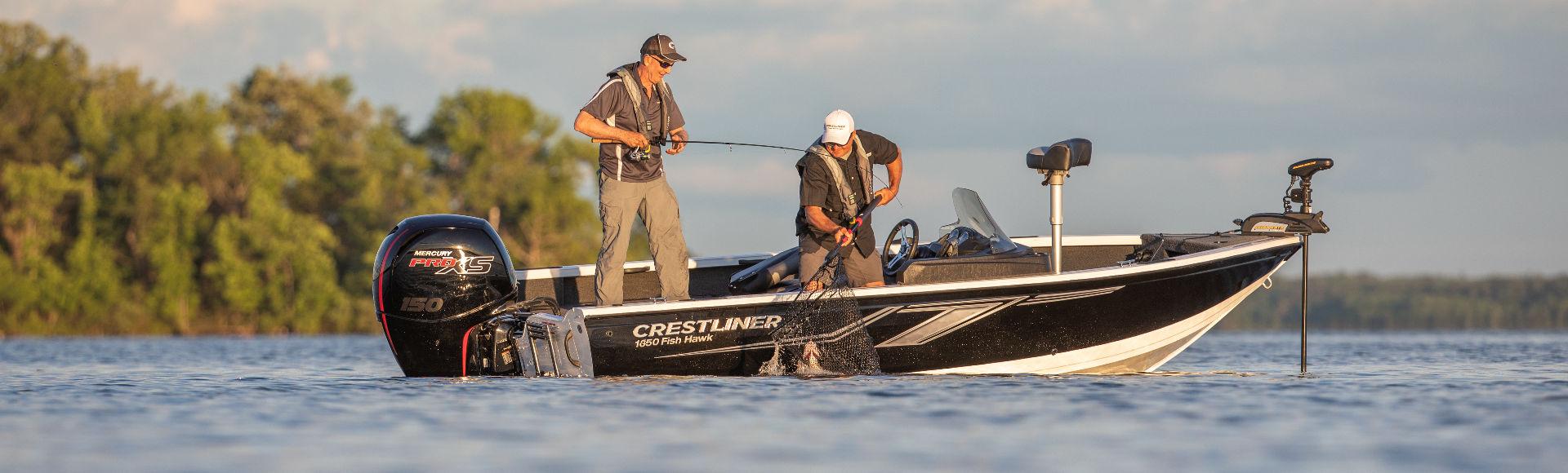 Crestliner Fish Hawk 1850 SC
