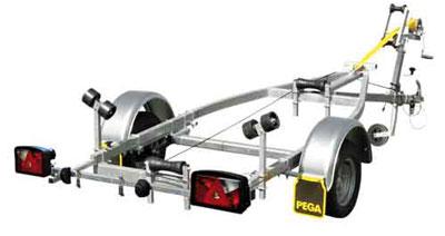 Pega Trailer SH600-500