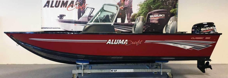 Alumacraft Classic 165 Sport