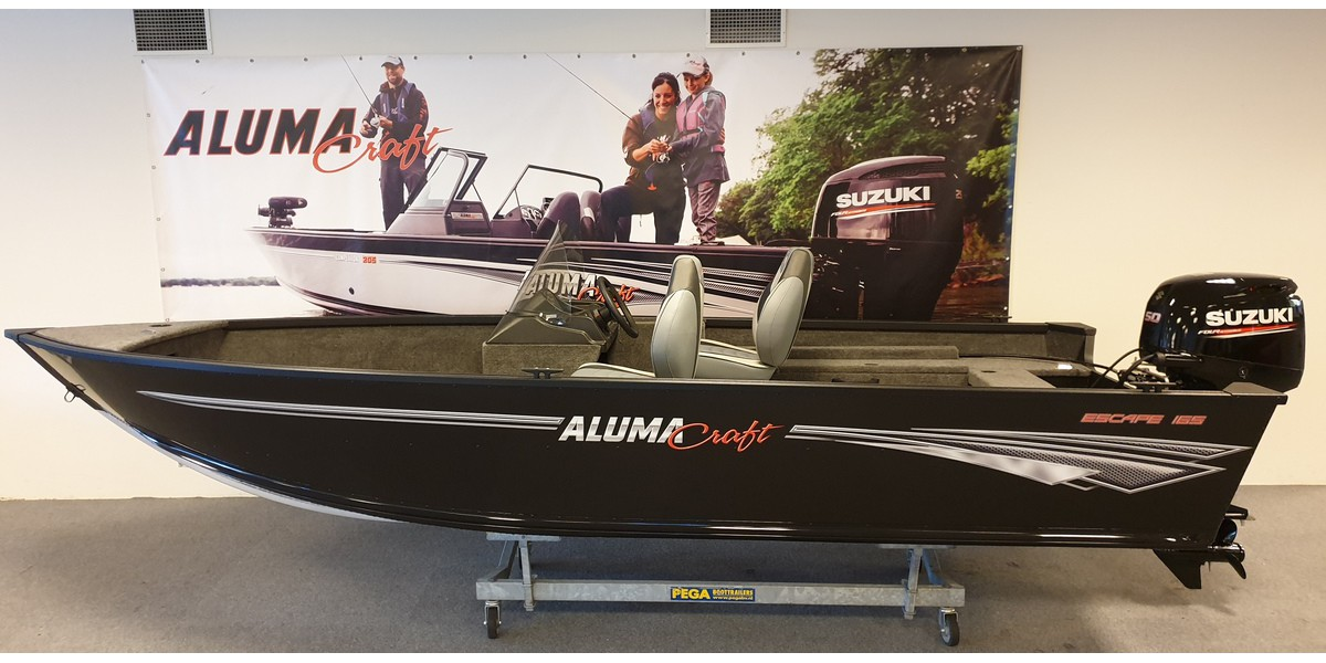 Alumacraft Escape 165 CS Sonderangebot 2020
