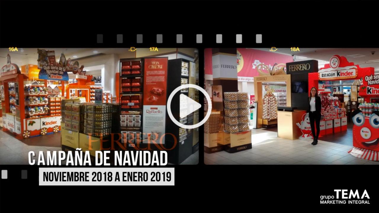 Grupo Ferrero- promotoras TEMA