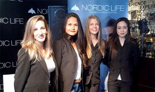Azafatas de Imagen - Promotoras Nordic