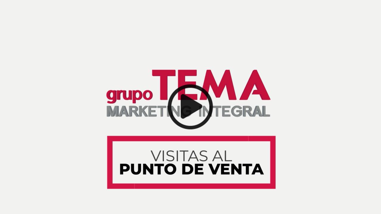Grupo TEMA – Visitas al punto de venta