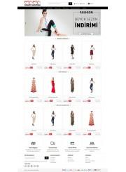 Fashion Eticaret Teması