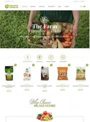 Organik Ürün Eticaret Teması